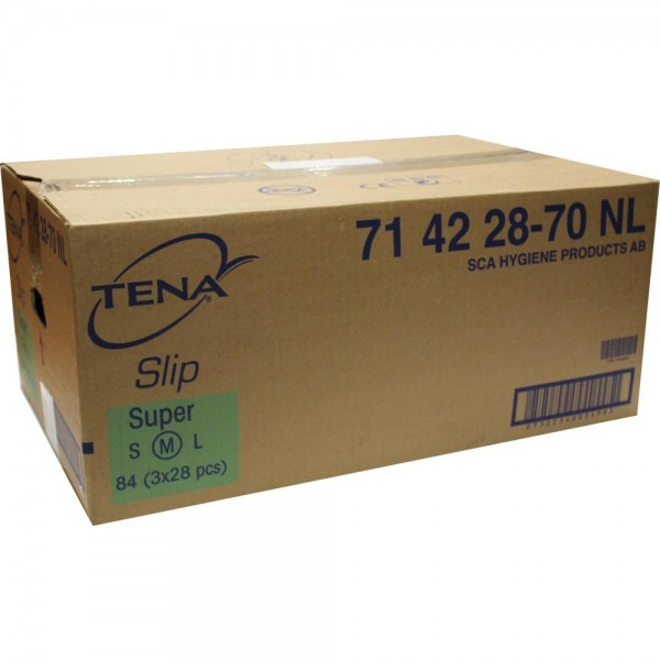 TENA SLIP super medium 3X28St