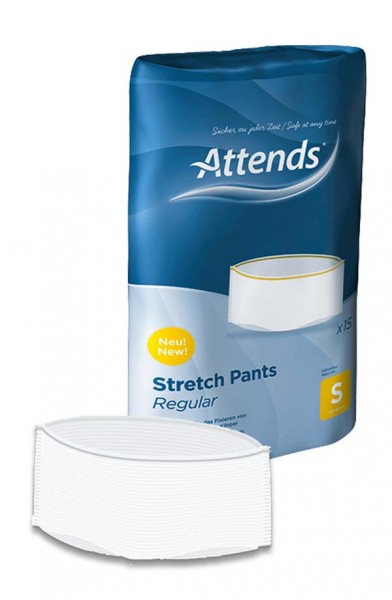 ATTENDS Stretch Pants Regular S 15St